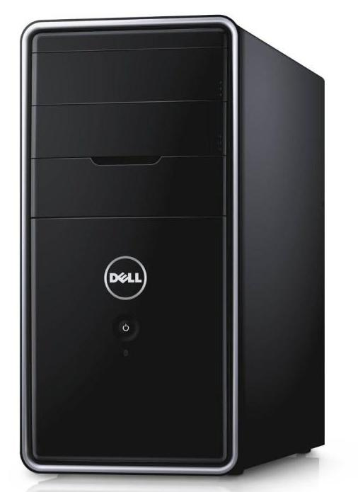 Dell Inspiron 3847 Desktop: i5 4460, 8GB DDR3, 1TB HDD, Win 8.1  $345 after $105 Rebate + Free Shipping