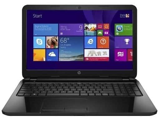 """HP - 15.6"""" Laptop - Intel Core i5 5200U - 6GB DDR3 - 750GB Hard Drive - Black Licorice + 6 Months Titanium Internet Security - $349.99 ($314.99 w/ Mover's Coupon) @ Best Buy"""