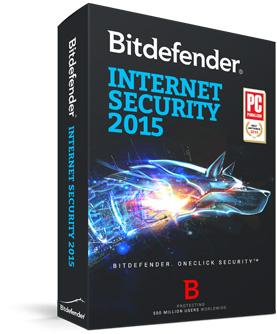 6-Months Bitdefender Internet Security 2015 (PC Digital Download)  Free