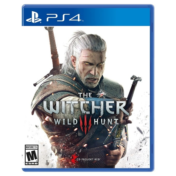 The Witcher 3: Wild Hunt (PS4 or Xbox One)  $42 + Free Shipping