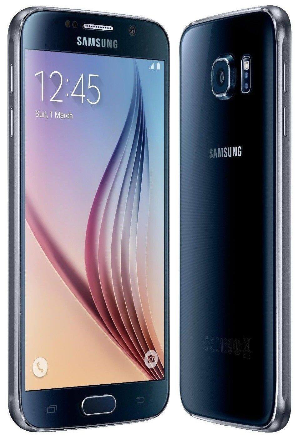 Samsung Galaxy S6 G920F 32GB Unlocked 16MP Smartphone $529.99 + Free Shipping (eBay Daily Deal)