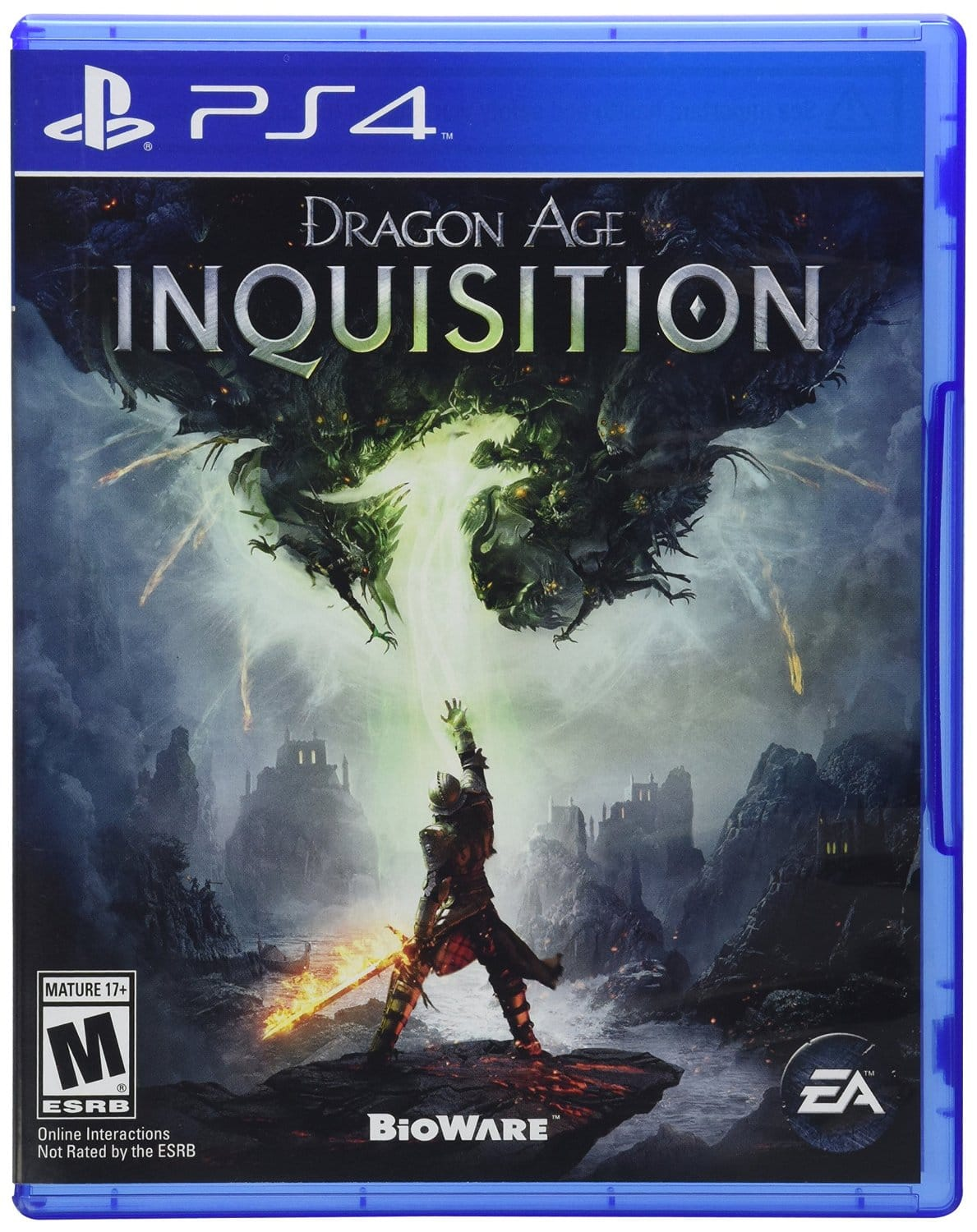 Dragon Age: Inquisition Used (PS4, Xbox One) $17.99 + Free Shipping
