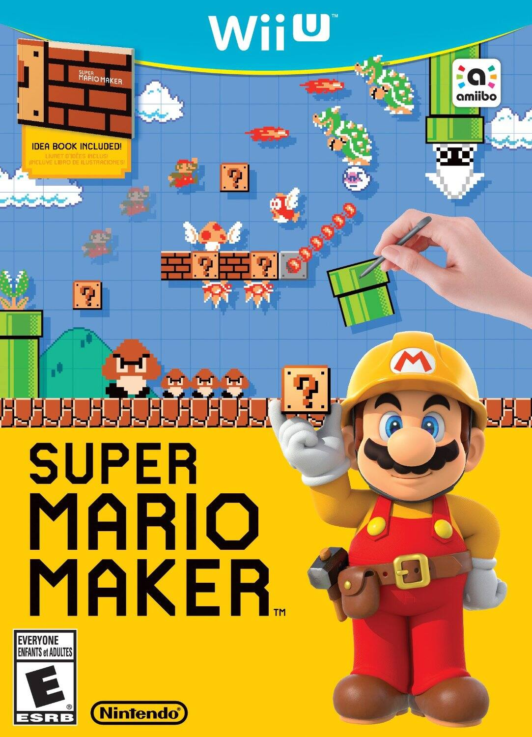 Super Mario Maker (Wii U) $59.99 with $25 gift card at Dell.com