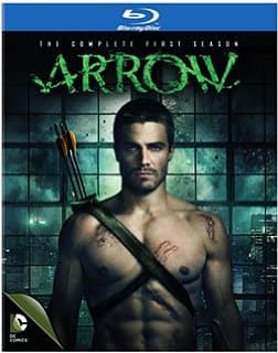 Blu-rays: Arrow: Complete First Season $9, Complete Second Season  $9.80 + Shipping