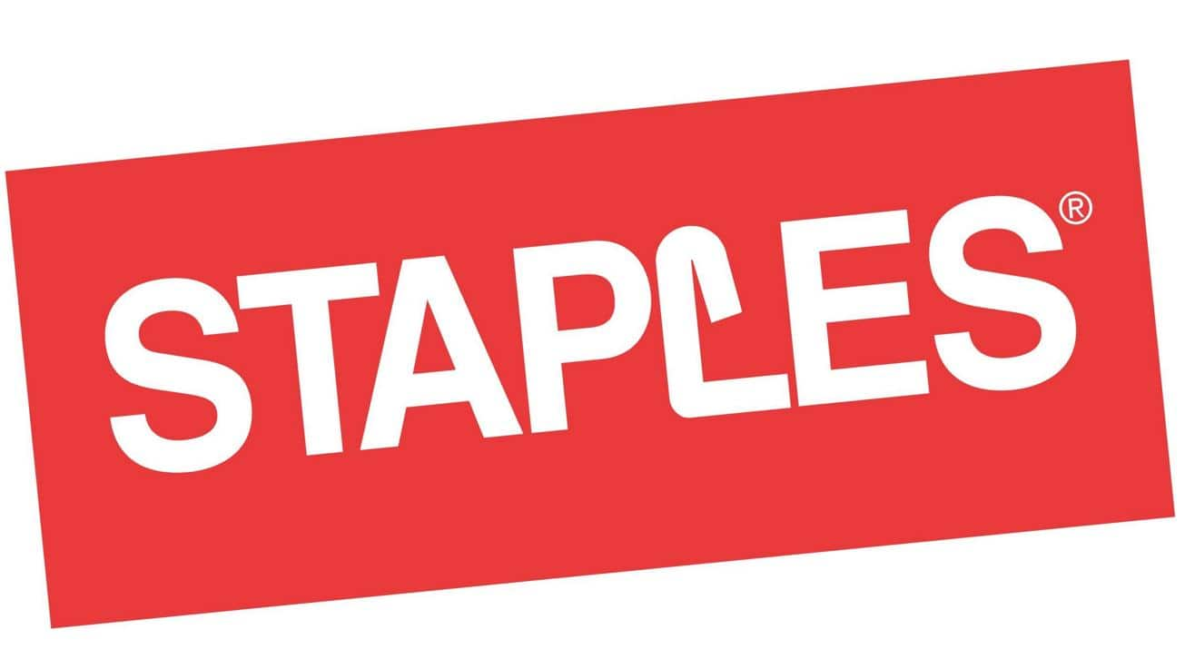 Staples Coupon for Additional Savings w/ VISA Checkout:  $20 off $70 + Free Shipping