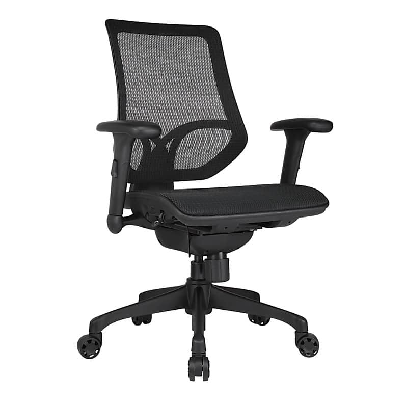 WorkPro 1000 Series Mid-Back Mesh Task Chair  $80.50 + Free Store Pickup