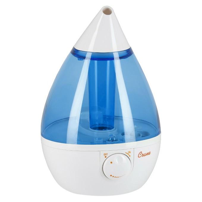 Crane Drop Ultrasonic Cool Mist Humidifier + $20 Target Gift Card  $27 + Free Shipping
