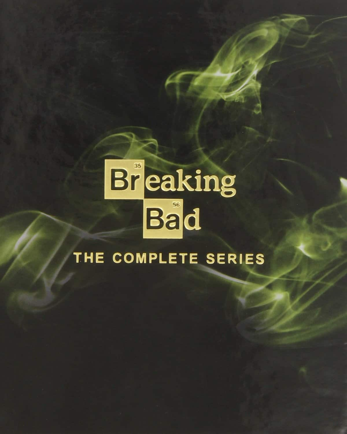 Breaking Bad: The Complete Series [Blu-ray] $69.99 @ Amazon
