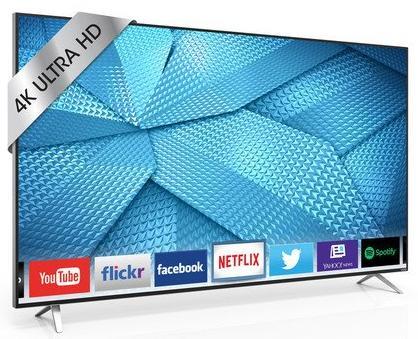 Vizio 70 Inch 4K HD M70-C3 $1648 (PRIME), $1699 (NON-PRIME) Free Shipping at Amazon