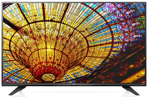 "LG 60"" LED 4K TV 60UF7300 - Best Buy - NOW $899"