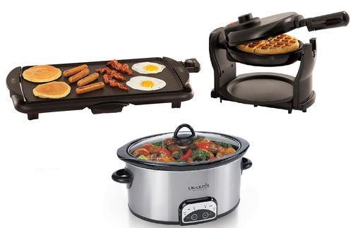Kohls 3 Small Kitchen Appliances $15 AR + $15 Kohls Cash + FS