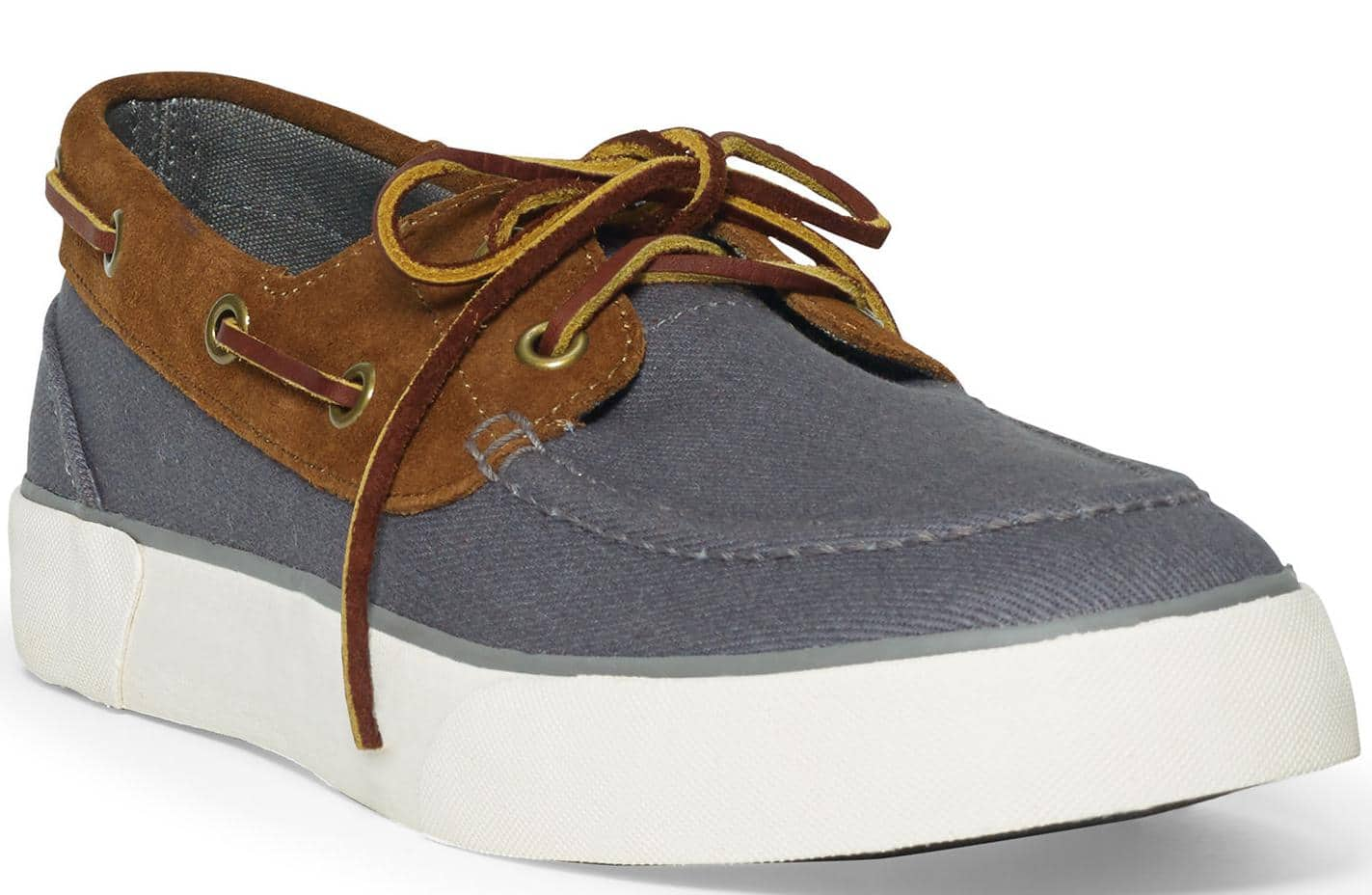Polo Ralph Lauren Men's Sneakers (Various Colors / Styles) $23.99 + Free Shipping
