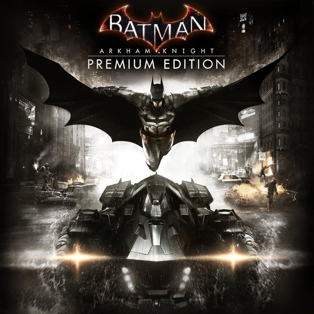 Batman: Arkham Knight - Premium Edition (PS4 Digital Code) $15.25