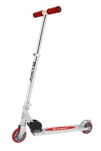 Razor A Kick Scooter (Red or Pink) $18 + Free Shipping w/ Prime or FSSS