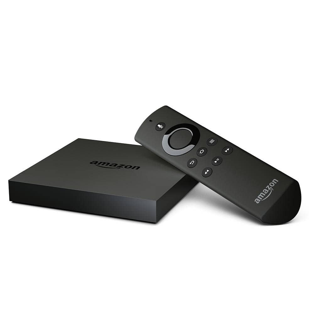 Amazon Fire TV Streaming Media Player  $75 + Free Shipping