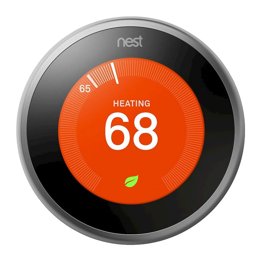 Nest Learning Thermostat (3rd Gen) + $50 Target Gift Card $207 + Free Shipping
