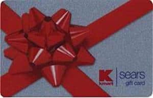 Kmart or Sears: $50 Gift Card + $10 eAward  $50 + Free Shipping