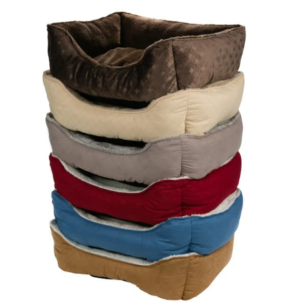 """22"""" Grreat Choice Cuddler Dog Bed (Various Colors)  $4.50 + Free Store Pickup"""