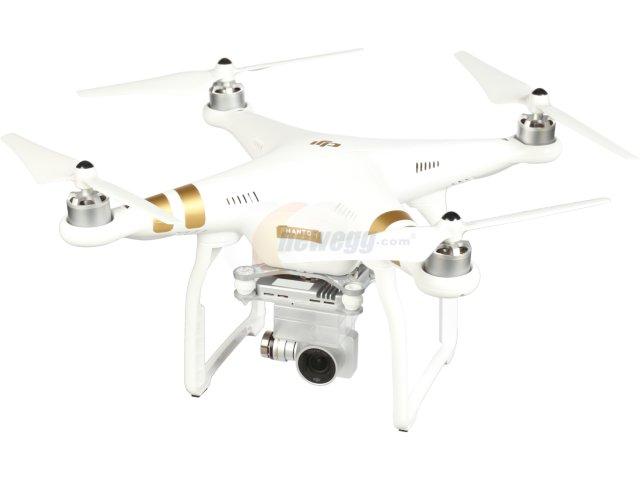 DJI Phantom 3 Pro Quadcopter w/ 4K Camera & 3-Axis Gimbal  $803