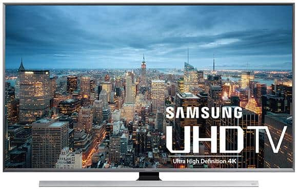 "60"" Samsung UN60JU7090 4K UHD 3D Smart LED HDTV  $1000 + Free Shipping"