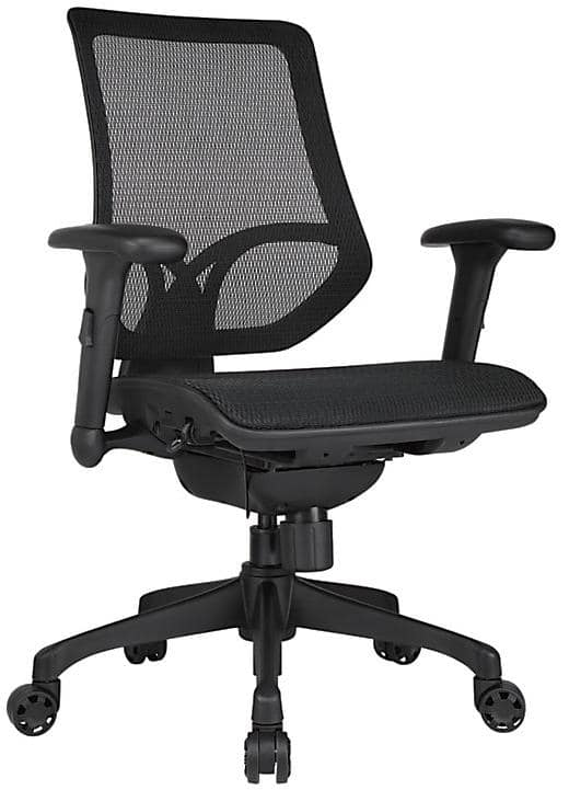 WorkPro 1000 Series Mid-Back Mesh Task Chair  $80 + Free Store Pickup