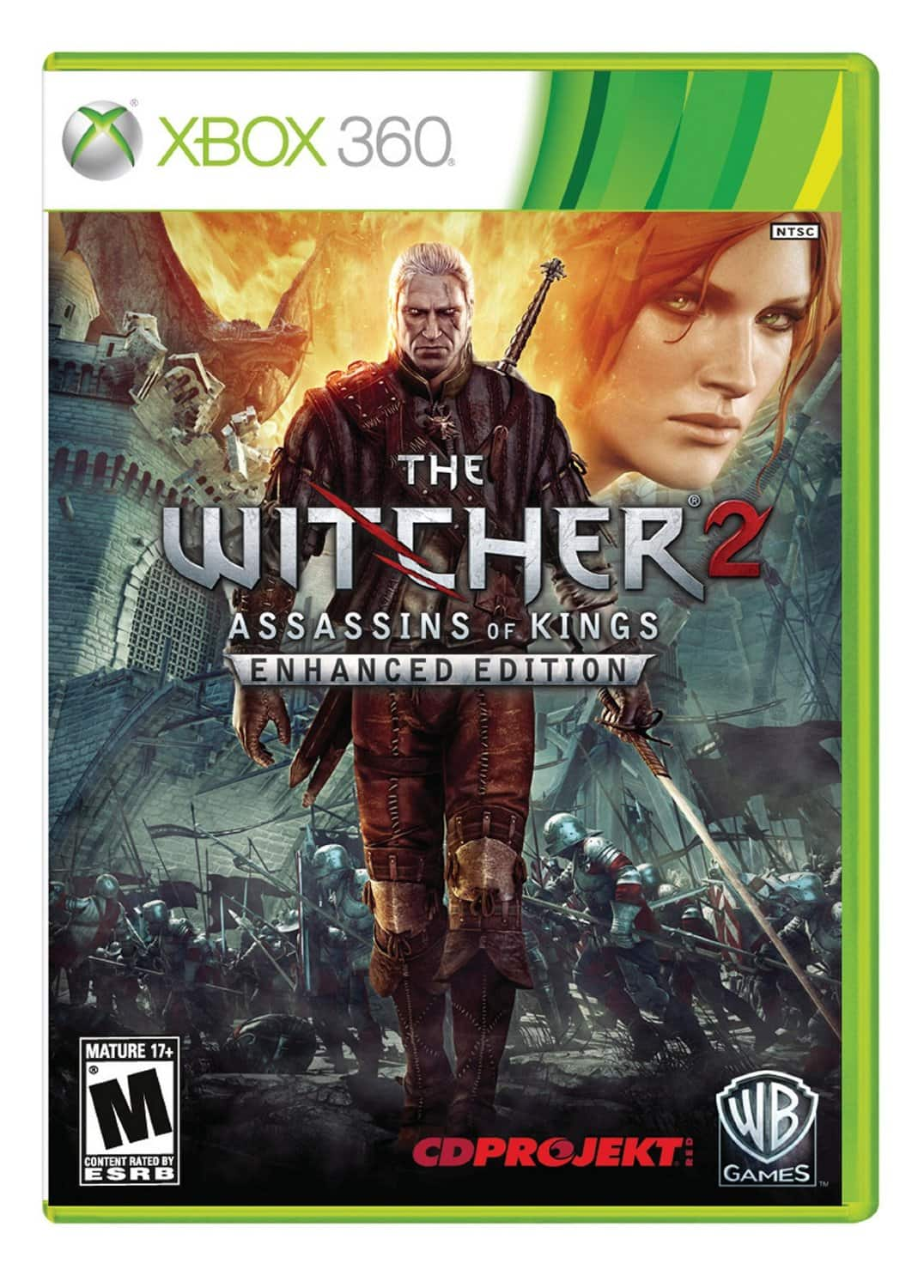 The Witcher 2: Assassins of Kings (Xbox 360 / Xbox One Download) Free for All from Jan 20 - Feb 5