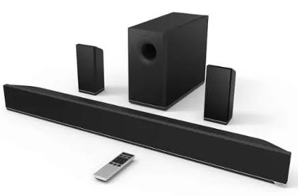 "Vizio 38"" S3851x-C4 5.1-Channel Sound Bar w/ Wireless Subwoofer  $120 + Free Shipping"