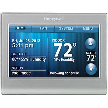 Honeywell Touch Screen Programmable Thermostat w/ Wi-Fi  $120 or Less + Free Shipping