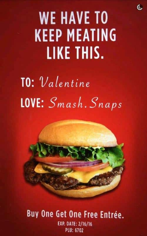 Smashburger Printable Coupon: Buy One Entree Get One  Free