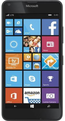 AT&T GoPhone Nokia Lumia 640 No-Contract Smartphone  $30 + Free Store Pickup