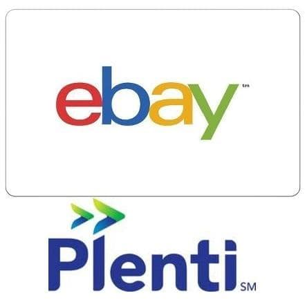 Rite Aid In-Store Offer: $50 eBay Gift Card + 800 Plenti Points  $50