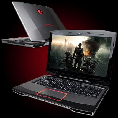 "CyberPower Vector-15 300 15.6"" Gaming Laptop: i7-6700HQ, 16GB DDR4, 512GB SSD, GTX 970M  $1141 + Free Shipping"