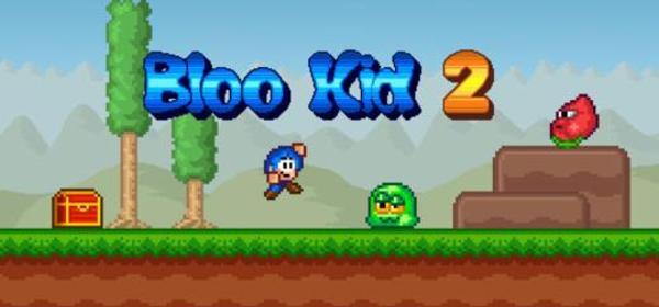 Bloo Kid 2 (PC Digital Download)  Free