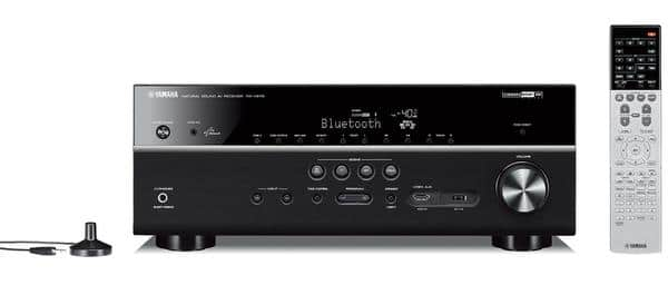 Yamaha RX-V679 7.2-Channel Wi-Fi A/V Receiver w/ AirPlay  $400 + Free Shipping