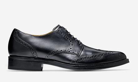Cole Haan Men's Shoes: Madison Wingtip $52.50, Madison Split Oxford $52.50, Madison Medallion Oxford $52.50 & More + Free Shipping w/ Shoprunner