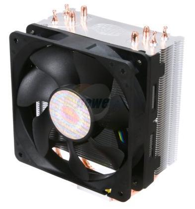 Cooler Master Hyper 212 Plus CPU Cooler  $20 after $10 Rebate + Free S&H