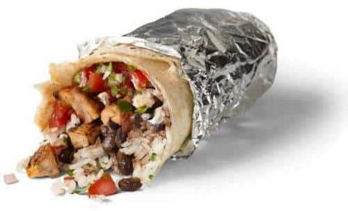 Chipotle In-Store Offer: Purchase a $25 Gift Card, Get a Burrito  Free (Valid through 6/10/16)
