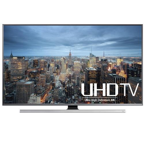 """55"""" Samsung UN55JU7100 4K 120Hz 3D UHD Smart HDTV $998 + Free Shipping"""