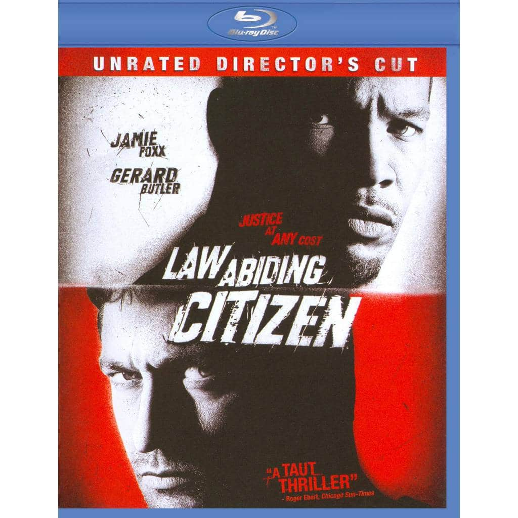 Blu-rays: Law Abiding Citizen, Gangs of New York, Mud, Cast Away  $4.50 & More + Free Store Pickup