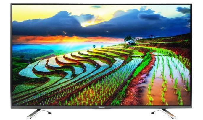 """Costco Members: 50"""" Hisense 50H7GB1 4K UHD Smart LED HDTV  $480 + Free Shipping"""