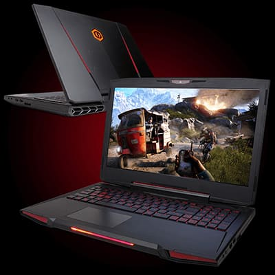 "CyberPower 15.6"" Tracer 15 Gaming Laptop: i7-6700HQ, 16GB DDR4, 512GB SSD, GTX 965M + $50 Amex GC  $950 + Free Shipping"