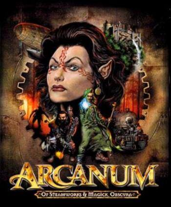 Arcanum: Of Steamworks and Magick Obscura for PC $1.19