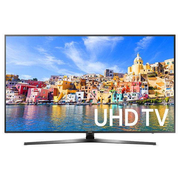 "40"" Samsung UN40KU7000 4K UHD Smart LED HDTV  $100 + Free Shipping"