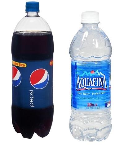 Aquafina Water Bottles