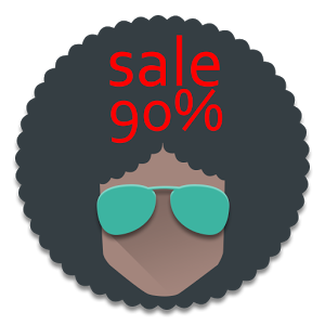 Retrorika Icon Pack (Android App) $0.20 ~ Google Play
