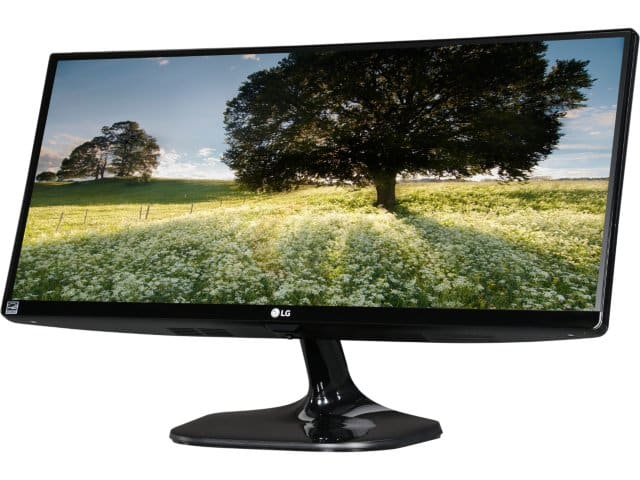 "25"" LG 25UM56-P 2560x1080 UltraWide IPS LED Monitor  $151"