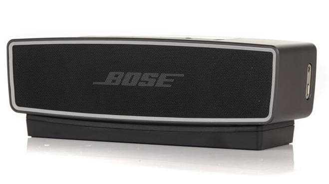 Bose® SoundLink® Mini Bluetooth Speaker II with Cradle Carbon $155 with Visa Checkout Free Shipping