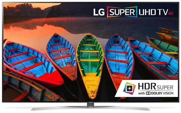 "65"" LG 65UH9500 4K UHD HDR LED Smart HDTV $2000 + free shipping"
