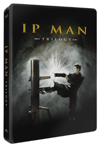 IP Man Trilogy: LE Steelbook Boxset (Blu-ray)  $20 + S&H