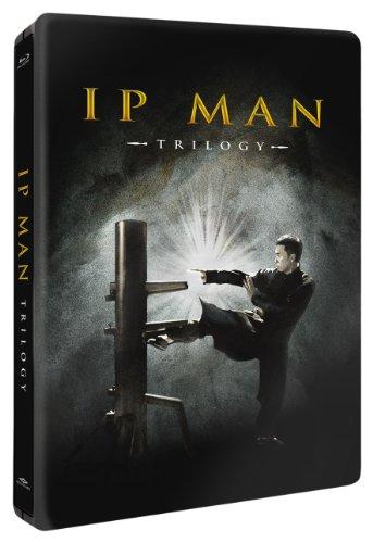 IP Man Trilogy: LE Steelbook Boxset (Blu-ray)  $20 + S&H